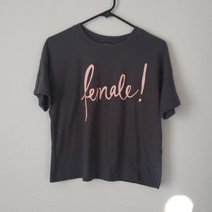 Abercrombie & Fitch Female! Tee
